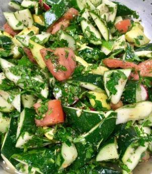 zaatar-salad